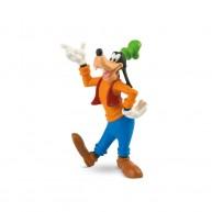 Bullyland Mickey Egér játszótere - Goofy játékfigura 15346