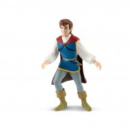 Bullyland Hófehérke és a hét törpe - herceg játék figura 12465