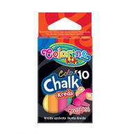 Colorino Kids színes kréta táblára 10db-os 33152