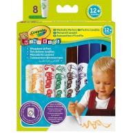 Crayola lemosható filctoll szett Mini Kids 8324