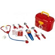 KLEIN játék orvosi táska fiókkal 12 részes 4360