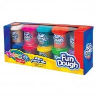 Colorino Kids színes gyurmaszett 10db-os 34302