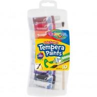 Colorino Kids tempera festéshez 10 szín 68291