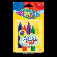 Colorino Kids fürdőkádba való zsírkréta 5db-os 67300