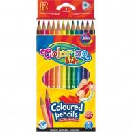Colorino Kids háromszögű 12 db-os színes ceruzakészlet  51798PTR