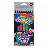 Colorino Kids Metallic 10 darabos ceruza készlet  34678PTR