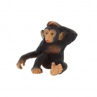 Bullyland Csimpánz kölyök játékfigura 63686