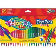 Colorino filctoll készlet 24db 14625