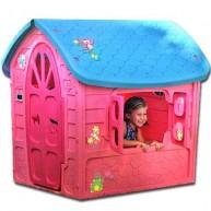 Dohány kerti játék ház magenta rózsaszín 5075