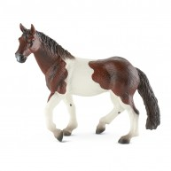 Bullyland Amerikai Paint ló játékfigura 62657