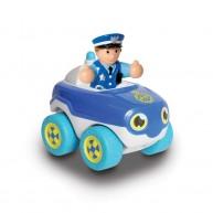 WOW Toys Bobby a mini rendőrautó 10407