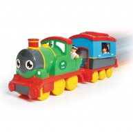 WOW - Sam a mozdony nyitható vagonnal 8000