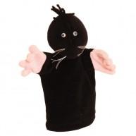 Puppet World 3 ujjas plüss vakond báb 1387