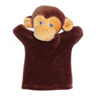 Puppet World 3 ujjas majom báb 3297