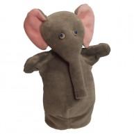 Puppet World 3 ujjas elefánt báb 1382