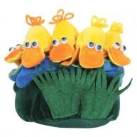 Puppet World kesztyűbáb gyerekeknek kacsák a tóban 2493