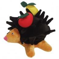 Puppet World kesztyűbáb gyerekeknek süni gyümölcsökkel 1416