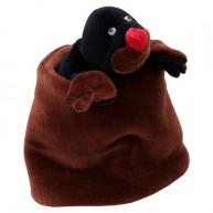 Puppet World kesztyűbáb gyerekeknek vakond vakondtúrásban 2492