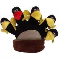 Puppet World kesztyűbáb gyerekeknek madárfészek 1421