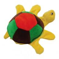 Kesztyűbáb felnőtt kézre teknősbéka 3619