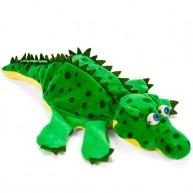 Kesztyűbáb felnőtt kézre krokodil 4079
