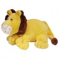 Kesztyűbáb felnőtt kézre 22 cm oroszlán 2601