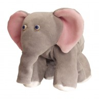 Kesztyűbáb felnőtt kézre elefánt 2615