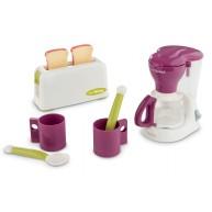 Smoby reggeliző készlet Mini Tefal fehér-lila 310507