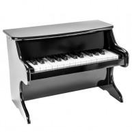 Játék lakk zongora fekete színezésű nem 1517
