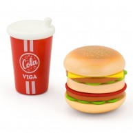 VIGA játék Hamburger és Cola 4660