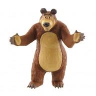 Comansi Mása és a Medve - Medve játék figura 99804