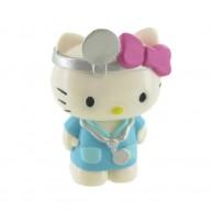 Comansi Hello Kitty - Hello Kitty játékfigura orvosnak öltözve 99987