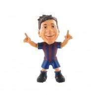 Comansi FC Barcelona - Lionel Messi gólt ünnepelő focista játékfigura 74147