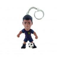 Comansi FC Barcelona - Luis Suarez focista kulcstartó 74153