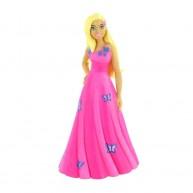 Comansi Barbie Fashion - Barbie rózsaszín ruhában 99144