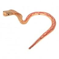 IMP-EX Fából készült kobra - piros 3597-B