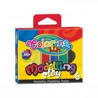 Colorino Kids gyurma 6db Classic 13871
