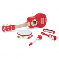 JANOD hangszer készlet gyerekeknek Confetti 7626