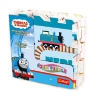TREFL Szivacs puzzle szőnyeg - Thomas, a gőzmozdony TRF60466
