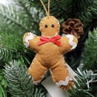 IMP-EX karácsonyfadísz mézi fiú