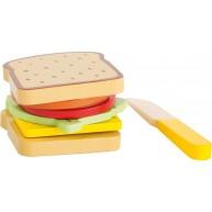 Legler játék szendvics fából 10889