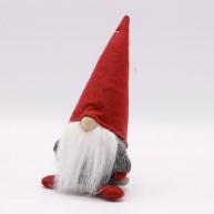 IMP-EX karácsonyi dekoráció orrmanó 18cm-es