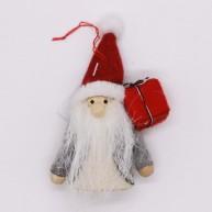 IMP-EX karácsonyfadísz mikulás ajándékkal