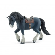 Bullyland Merida - Angus a ló játék figura 12828