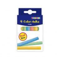Playbox színes kréta 12db-os táblára