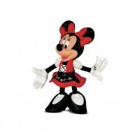 Bullyland Mickey Mouse Clubhouse - Minnie egér játékfigura bajor dirndl ruhában 15391