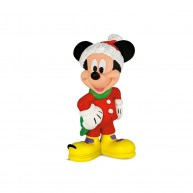 Bullyland Mickey Mouse Clubhouse - Mickey egér karácsonyi hangulatban 15441