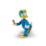 Bullyland Mickey és az autóversenyzők - Donald játék figura 15464