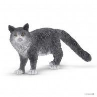 Schleich  Maine Coon cica játékfigura 13893