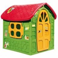 Dorex kerti gyerek játszóház- zöld  5075